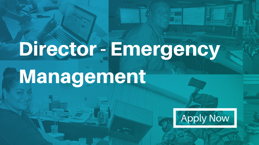 Apply For the Director of Emergency Management position