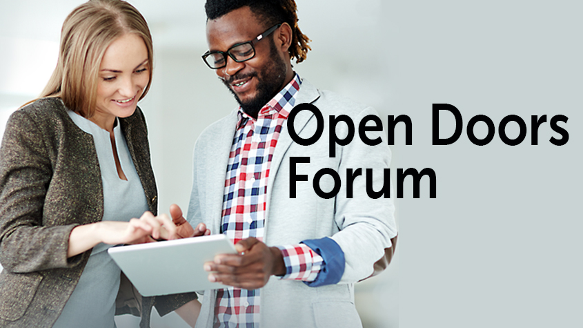 Open Doors Forum