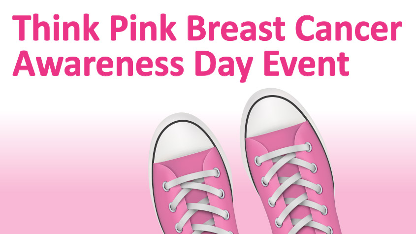 Hillsborough County Think Pink Breast Cancer Awareness Month Event