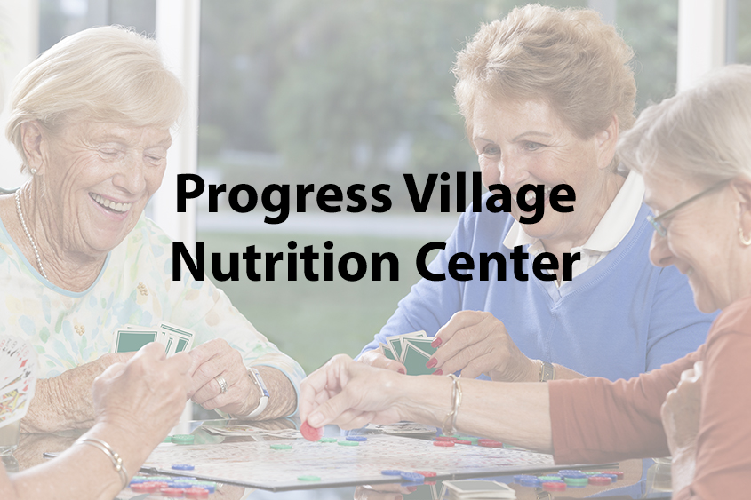 Progress Village Nutrition Center