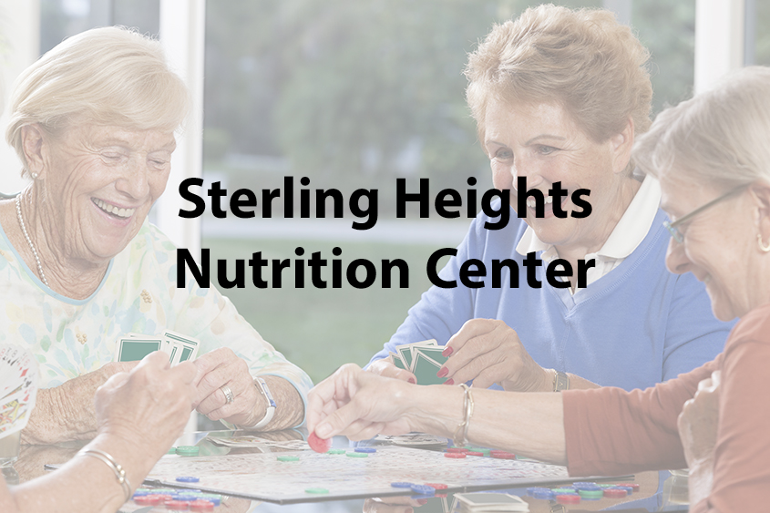 Sterling Heights Nutrition Center