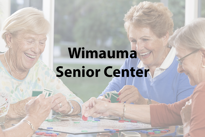 Wimauma Senior Center