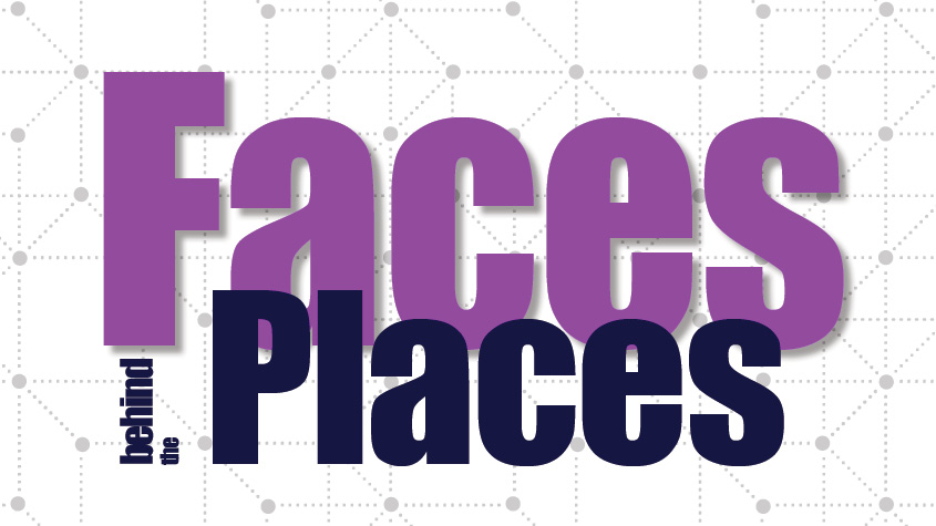 Faces Behind the Places series