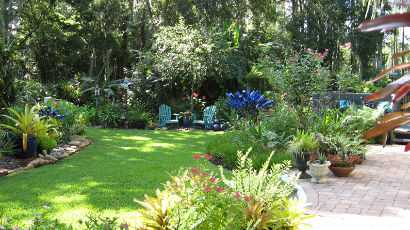 Hillsborough County Florida Friendly Yards Save Water And Money