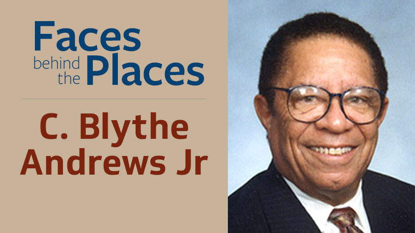 Hillsborough County - Faces behind the Places: C  Blythe