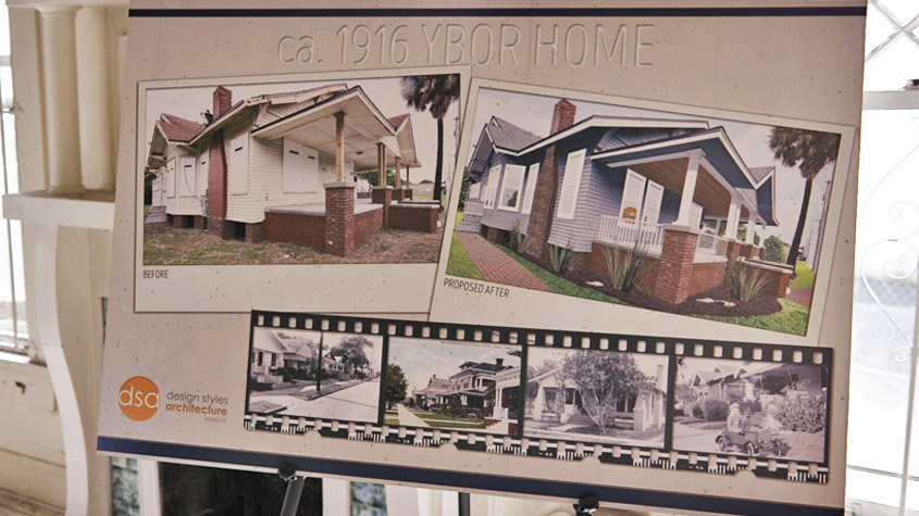 Hillsborough County New Vision For Century Old House