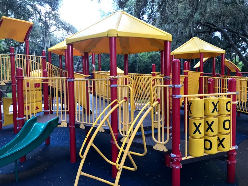 All People's Rotary Park Playground