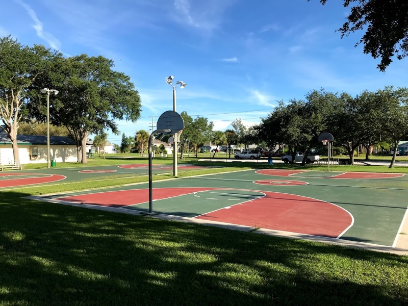 Apollo Beach Recreation Basketball Courts
