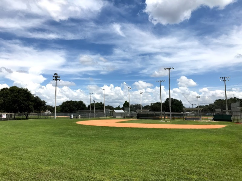 Orange Grove Park Baseball Diamond