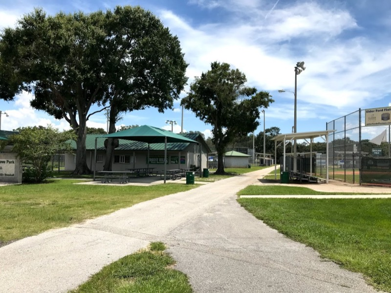 Orange Grove Park Facilities