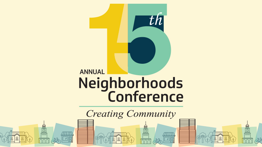 Neighborhood Conference 2018