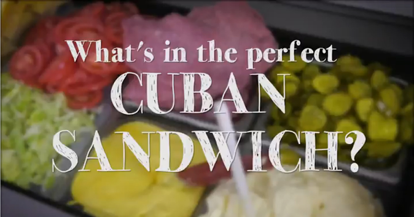 Real Cuban Sandwich