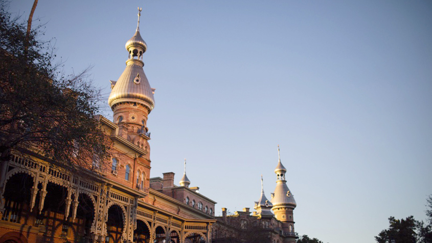 University of Tampa Minarets