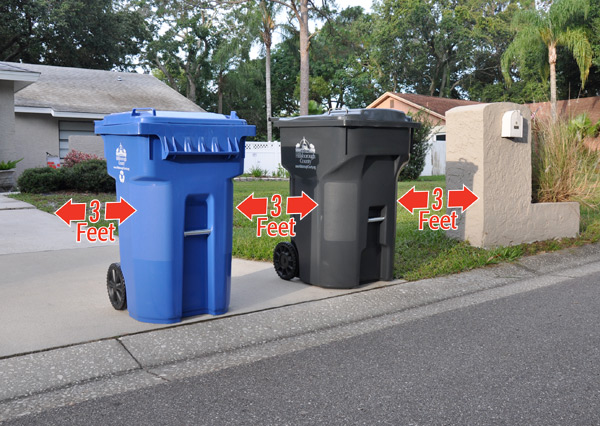 Solid Waste Curbside Tips photo