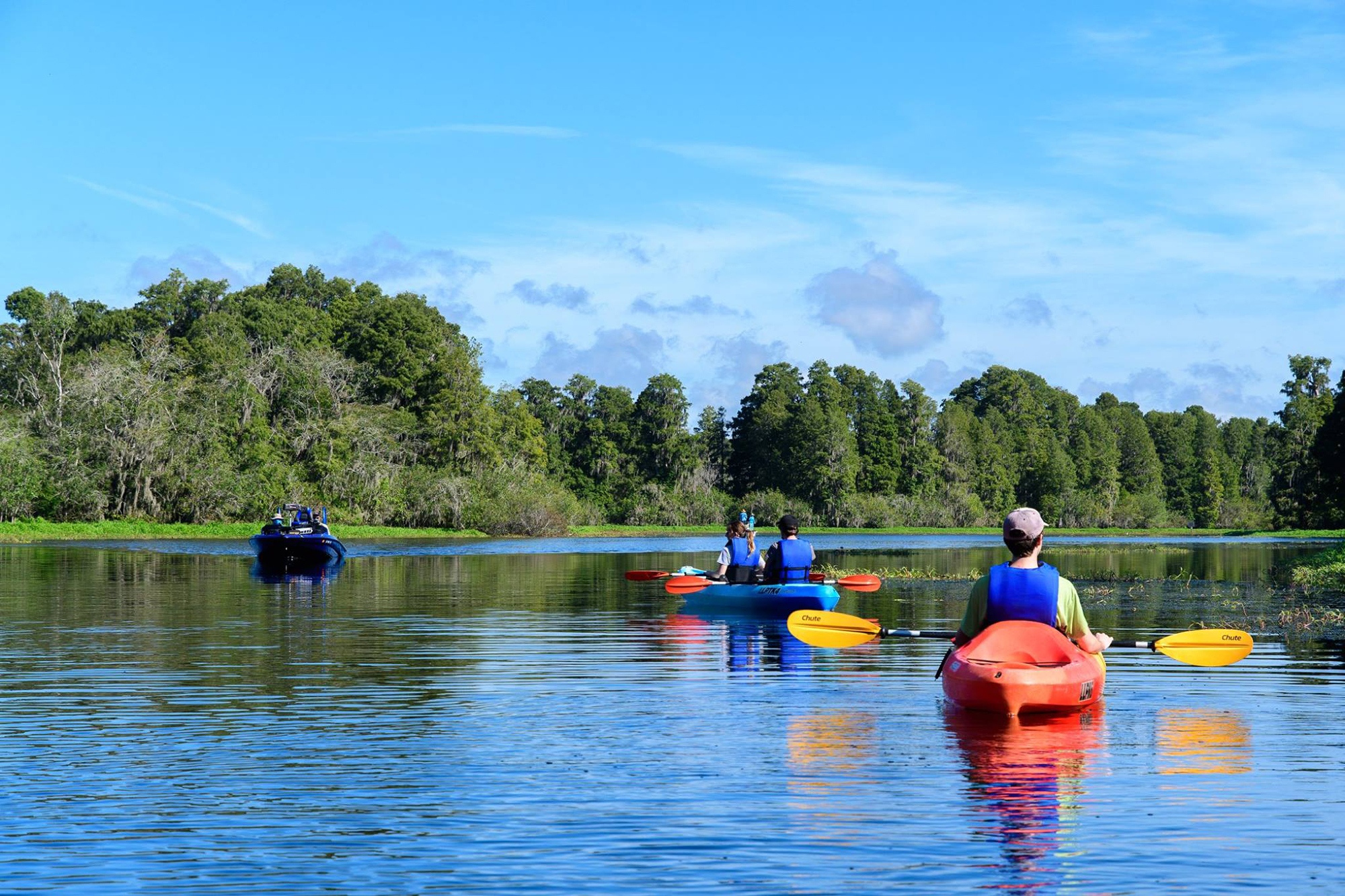 Lake And Bay Boats >> Hillsborough County - Canoeing and Kayaking in ...