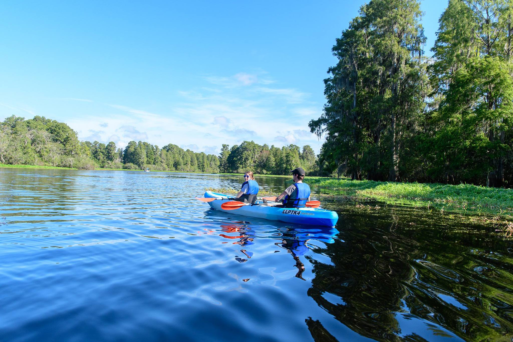 Hillsborough County Canoeing And Kayaking In