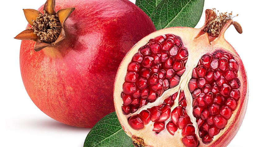Hillsborough County - Homegrown Hillsborough: Pomegranates